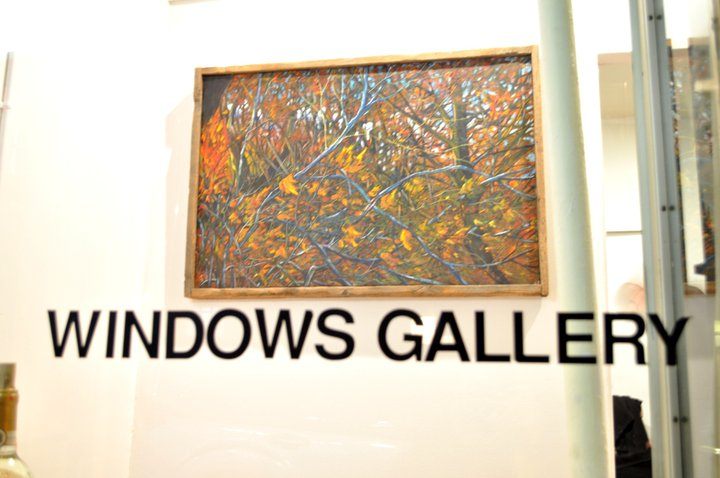 Windows Gallery Presents: Jody and Cheryl Fallon. November 22-30th