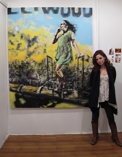 Abbey Golden at Windows Gallery