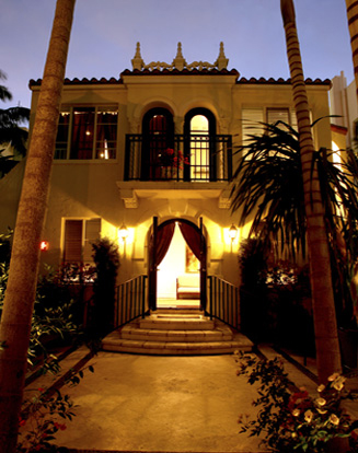 The Mediterranean Mansion