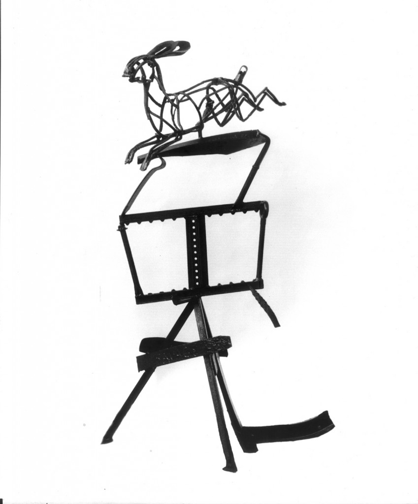 The Year of the Rabbit, The Steel Sculpture of Robert Spinazzola at Windows Gallery December 20-January 6, 2011