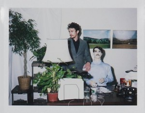 James Franco at Peres Projects Berlin