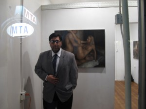 Dino the owner of Orchard Windows Gallery