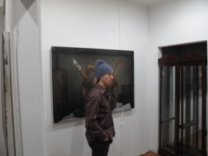 Nick Weber at Orchard Windows Gallery