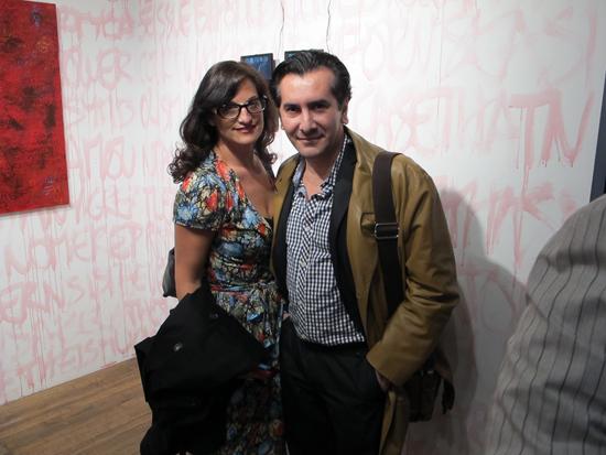 Vincent Zambrano and Savannah Spirit at Standpipe Gallery
