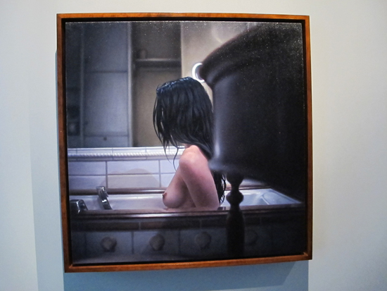 Damien Loeb at Aquavella Gallery