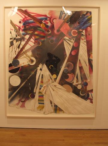 """Rosemarie Fiore's """"Artificiere"""" at Priska C. Juschka Fine Art"""