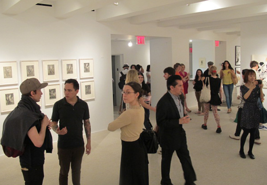 Pace Prints Chelsea is pleased to present a publisher spotlight exhibition of works from the LeRoy Neiman Center for Print Studies, School of the Arts, Columbia University