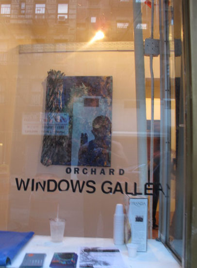 TED STAMATELOS at Orchard Windows Gallery