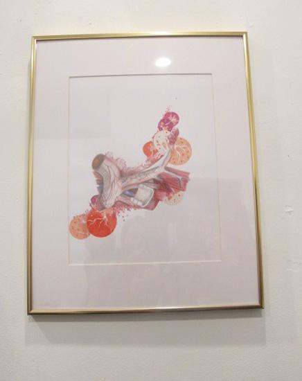 "Orchard Windows Gallery presents ""Modern Curiosity"" by Rachel Fagiano"