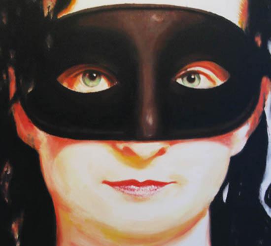 """Sleep of Doubt"" at the Knickerbocker ArtShow 2011"