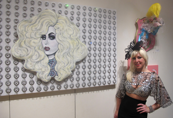 "Opening for ""Bright Lights Queer City"" at Leslie Lohman Gay Art Foundation"