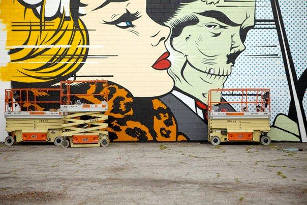 Street Art photos by Peter Davis