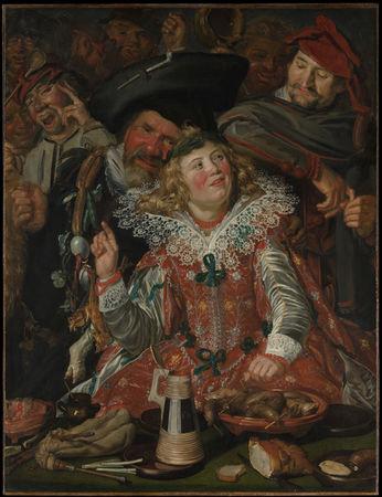 Frans Hals in the Metropolitan Museum July 26, 2011–October 10, 2011
