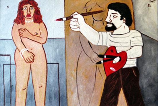 Featured artist Francisco Vidal