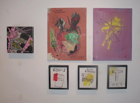 Danni Rash at Christina Ray Gallery