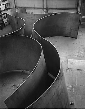 Richard Serra 2011 Junction