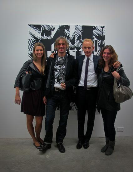 Jess Hartley, Carl Fudge, Jean-Luc Richard