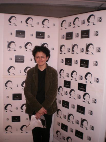 Curator Stella Lillig