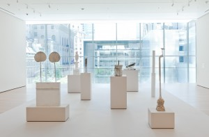 Cy Twombly: Sculpture May 20, 2011–January 02, 2012 at the MOMA