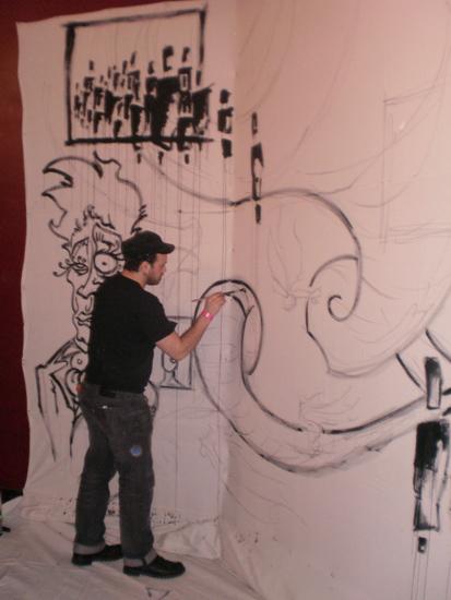 Michael Krasowitz, artist