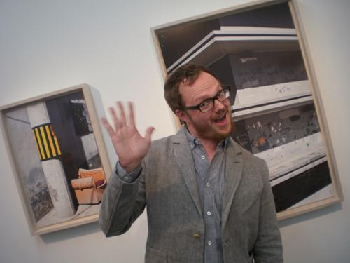 Chris Wiley, artist