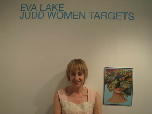 Eva Lake, the artist