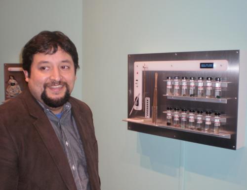 Fernando Orellana, artist