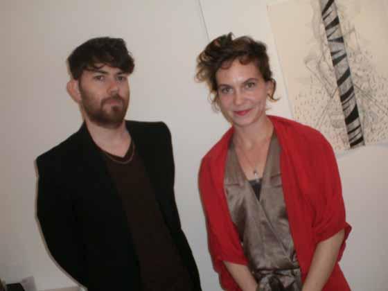 Guy Goldstein & Erin Dunn, artists