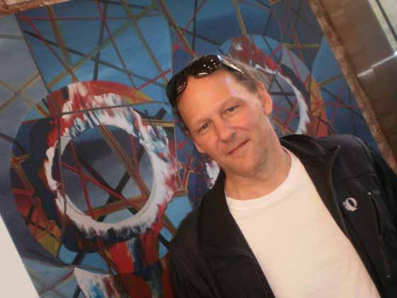 Bill Komoski, artist