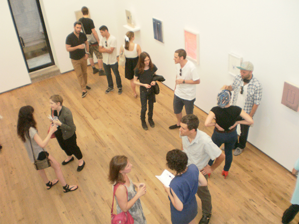 Staying for the Art at Dodge Gallery