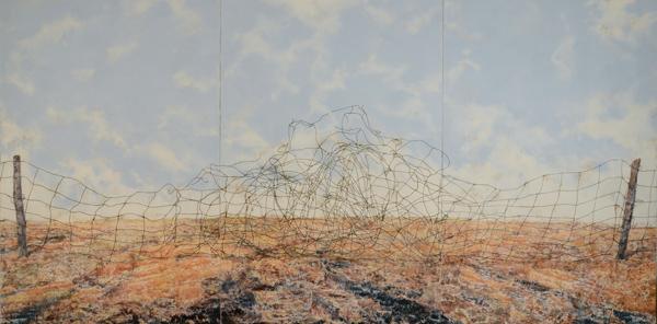 "Mark Mastroianni 's ""Natural Wisdom"" at Woodward Gallery"