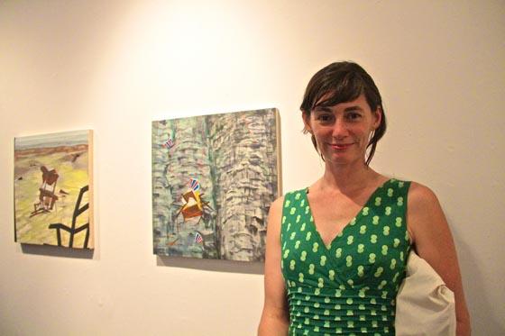 Magnolia Laurie, Artist