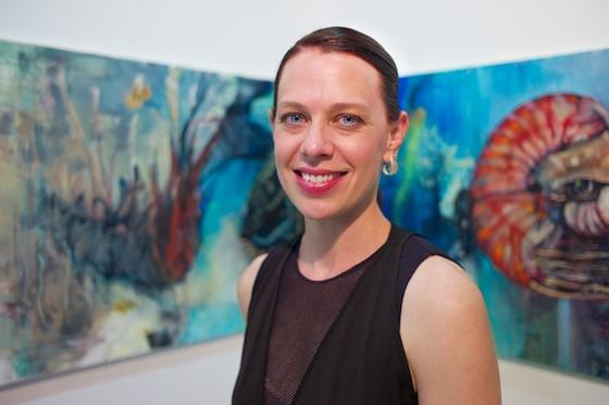 Joianne Bittle, artist
