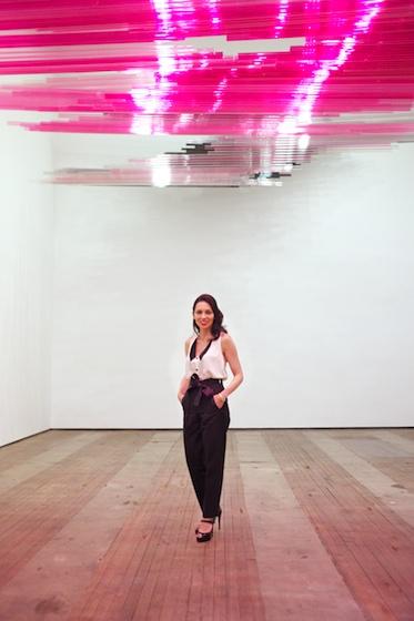 Teresita Fernández, artist
