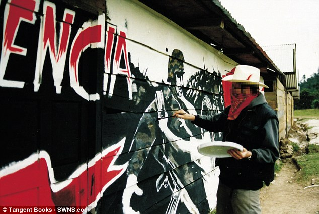 Banksy revealed by old photos