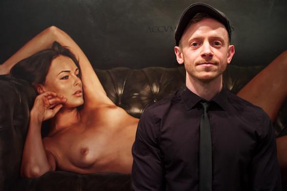 Aaron Nagel, artist