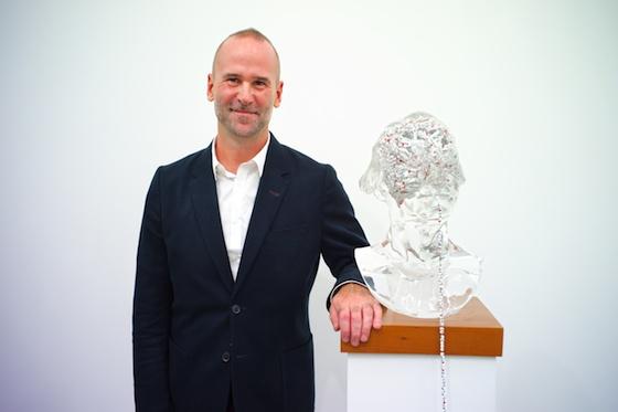 Brian Tolle, artist