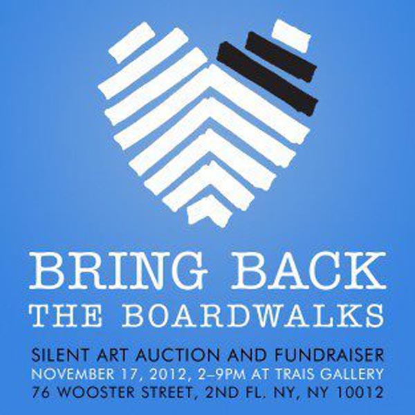 Bring back the boardwalks silent auction and fundraiser