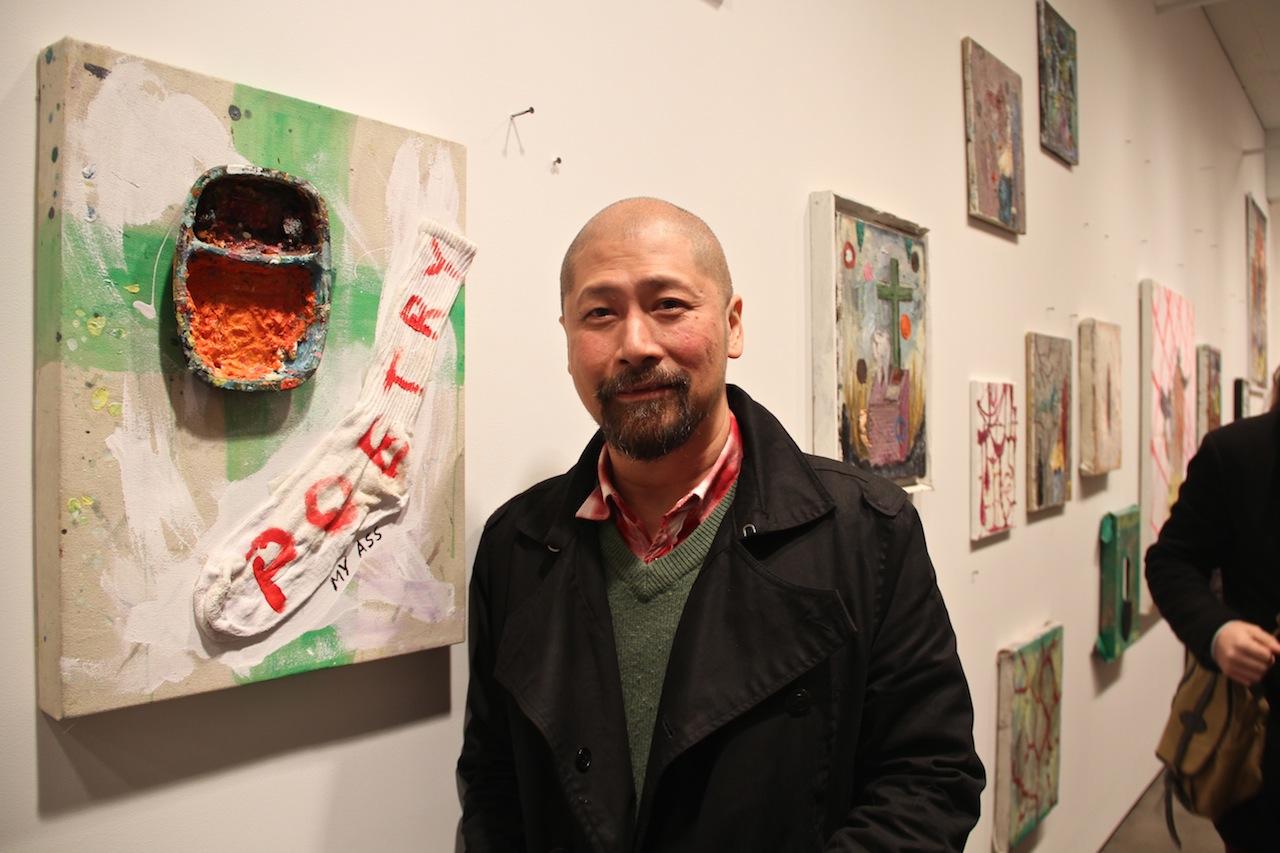 Artist Manuel Ocampo