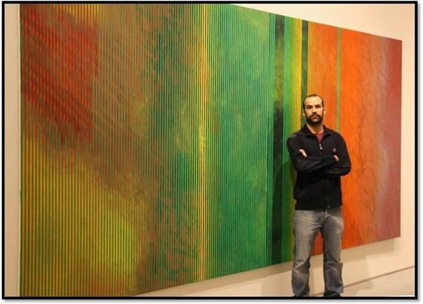 Artist Miquel Gelabert