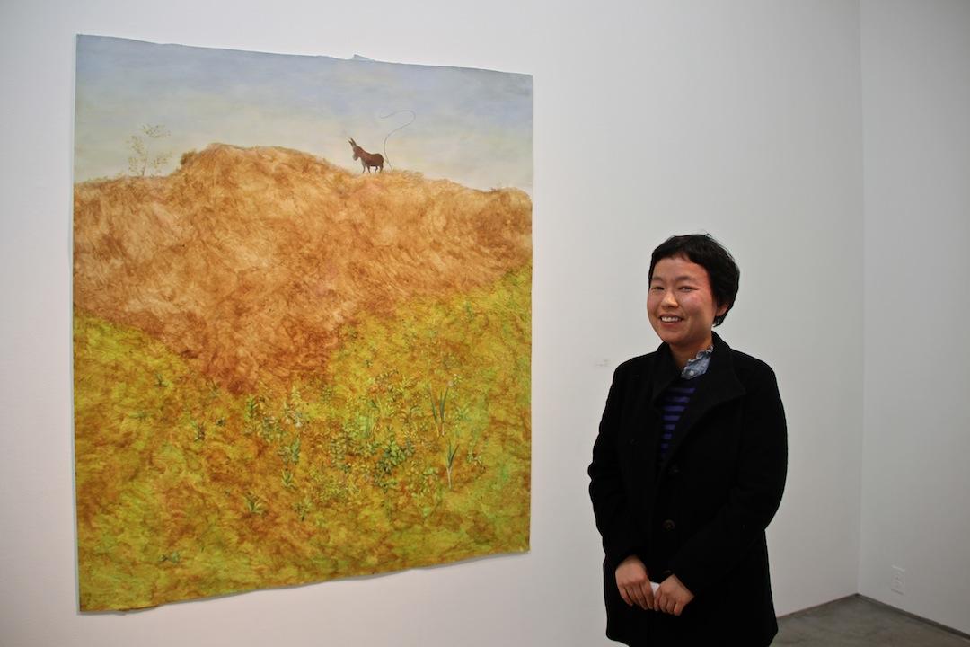 Artist Sejin Park