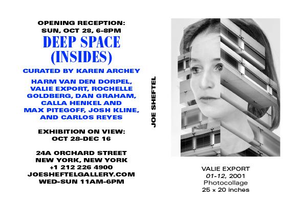 Deep Space (Insides) at Joe Sheftel Gallery