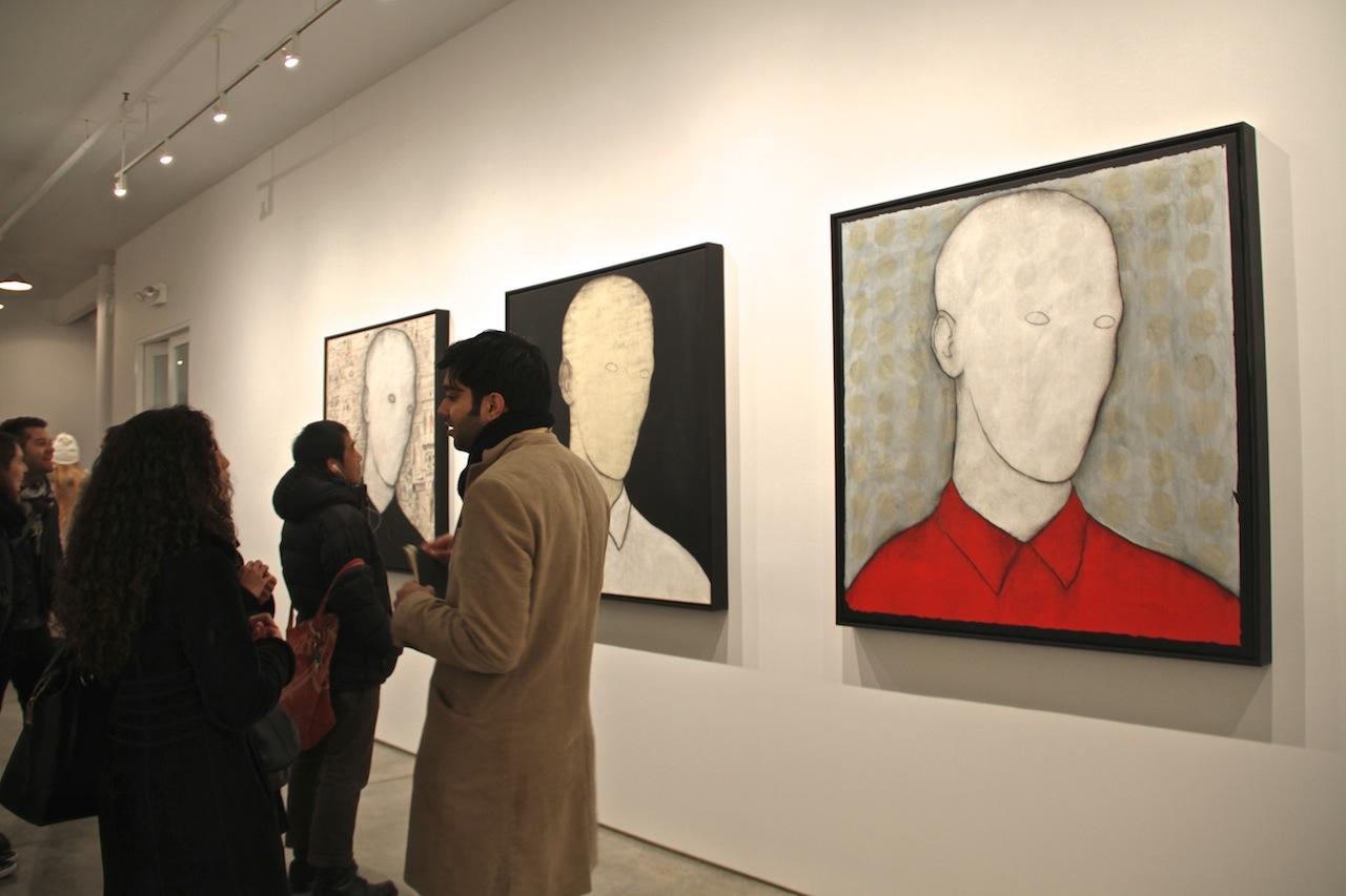 Faceless but Notable Art by Max Neumann