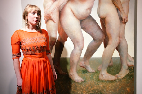 Artist Aleah Chapin
