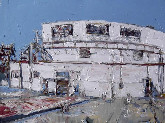 Artist David Ohlerking