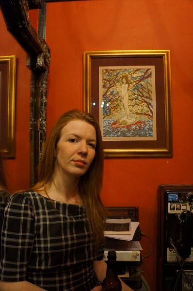Bonnie DeWitt (artist-curator)