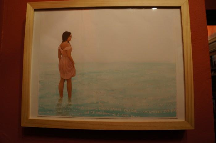 "Opening for ""Ladies"" at Kraine Gallery"