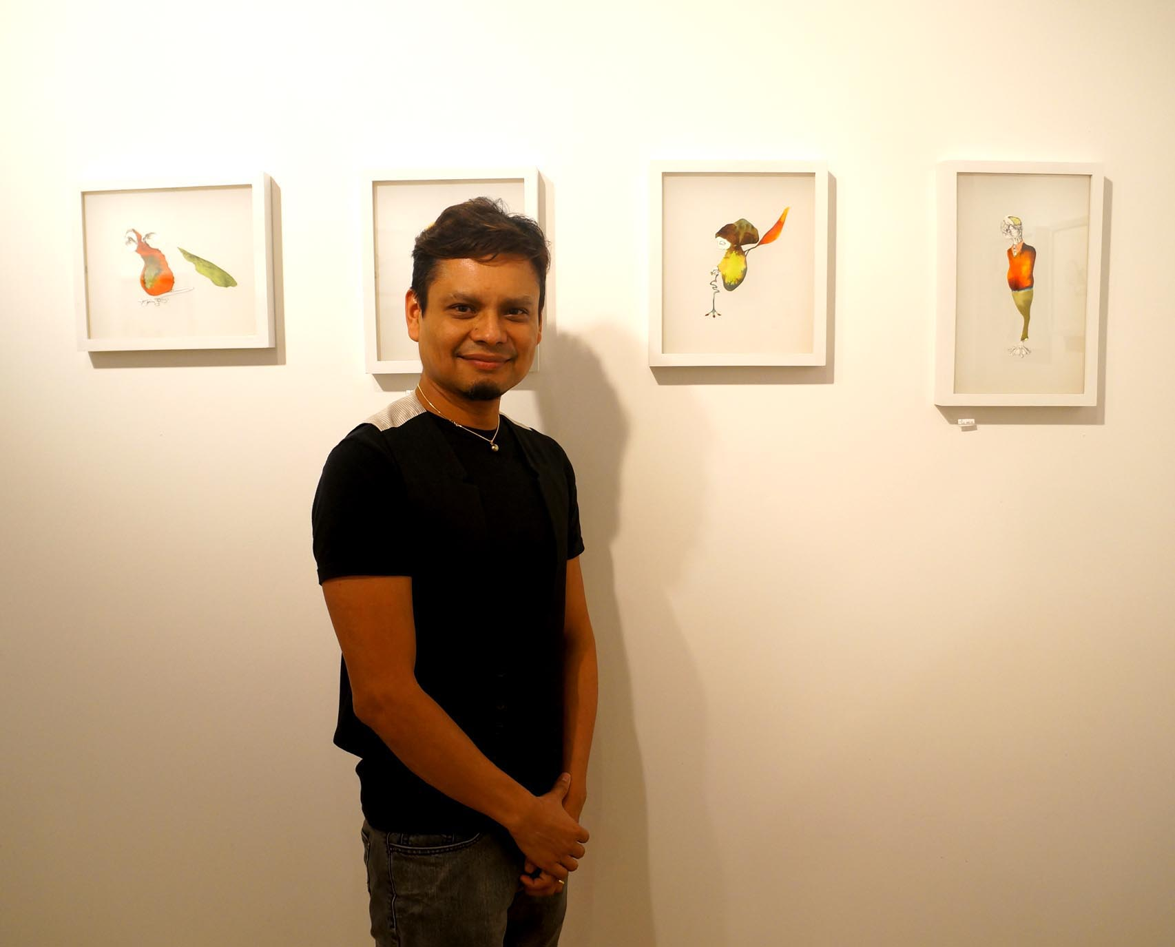 Denis Arguedas - Direcor and Partner of Tazza Gallery