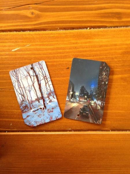 Dina Brodsky metro cards