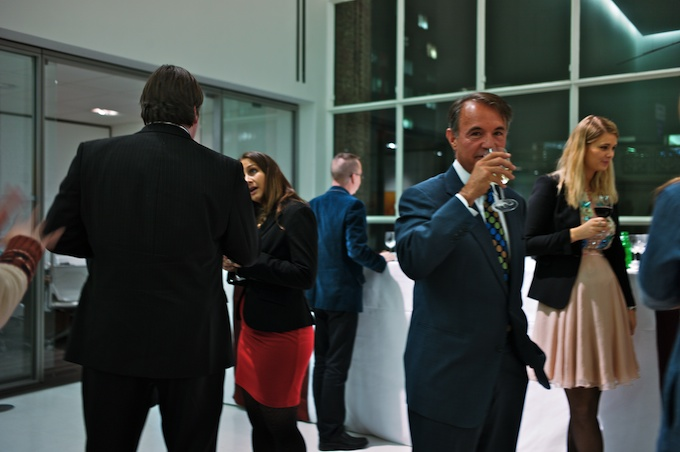 It is a celebration of Corporate Art at Haworth